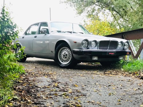 1983 JAGUAR SOVEREIGN 4.2 For Sale (picture 6 of 6)