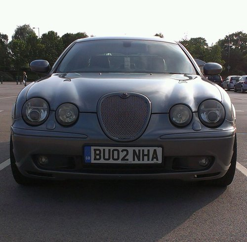 2002 Jaguar S Type R 4.2 V8 Supercharged (Very Rare) For Sale (picture 1 of 6)