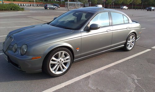 2002 Jaguar S Type R 4.2 V8 Supercharged (Very Rare) For Sale (picture 3 of 6)
