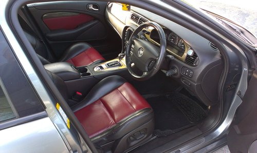 2002 Jaguar S Type R 4.2 V8 Supercharged (Very Rare) For Sale (picture 4 of 6)