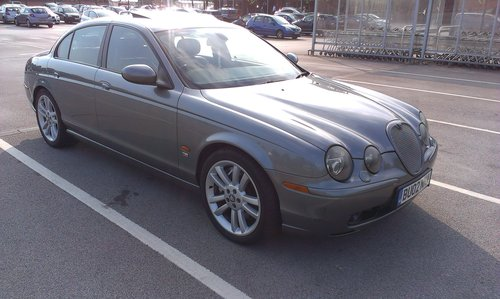 2002 Jaguar S Type R 4.2 V8 Supercharged (Very Rare) For Sale (picture 5 of 6)