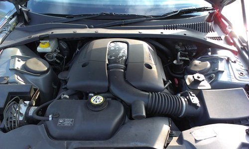 2002 Jaguar S Type R 4.2 V8 Supercharged (Very Rare) For Sale (picture 6 of 6)