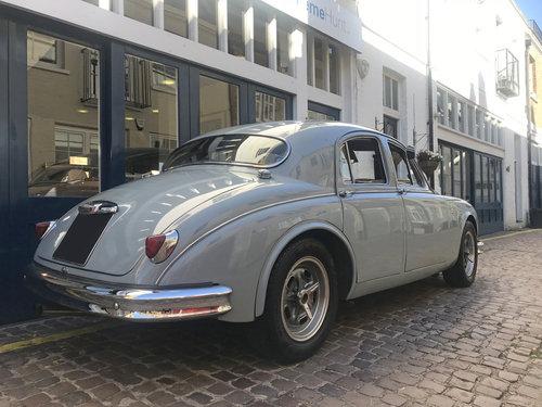 1958 Jaguar MK1 Special SOLD (picture 3 of 6)