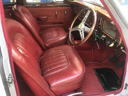 1958 Jaguar MK1 Special SOLD (picture 4 of 6)