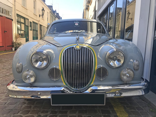 1958 Jaguar MK1 Special SOLD (picture 5 of 6)