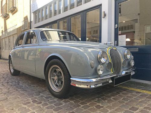 1958 Jaguar MK1 Special SOLD (picture 1 of 6)
