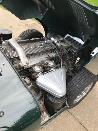 BRG.LHD  E TYPE JAGUAR 1/2 Serie 1968 ROADSTER !  For Sale (picture 6 of 6)