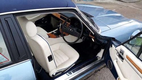 Jaguar XJ-SC Cabriolet 3.6 Manual 1987 Restored £7k 3 Owners SOLD (picture 2 of 6)