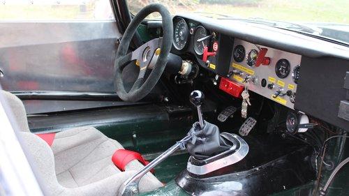 Jaguar E-type Coupé flat floor 1961 SOLD (picture 5 of 6)