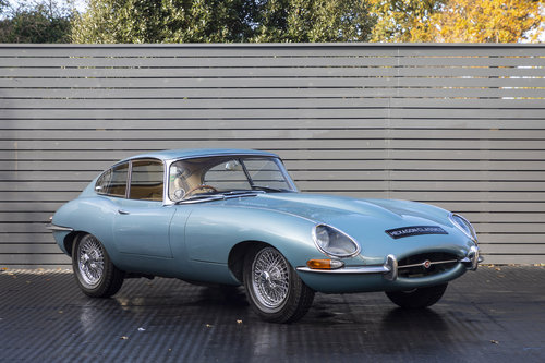 1965 Jaguar E Type 4.2 Series I ONLY 10400 MILES For Sale (picture 1 of 6)