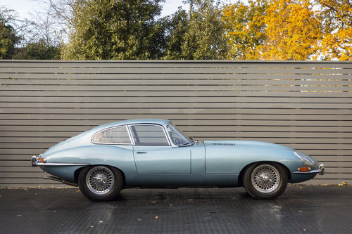 1965 Jaguar E Type 4.2 Series I ONLY 10400 MILES For Sale (picture 3 of 6)