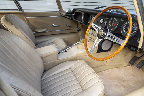 1965 Jaguar E Type 4.2 Series I ONLY 10400 MILES For Sale (picture 4 of 6)