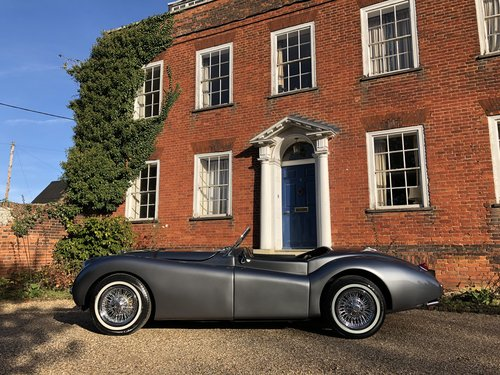 2015 Jaguar XK120 Replica by Autotune/Aritsocat For Sale (picture 2 of 6)