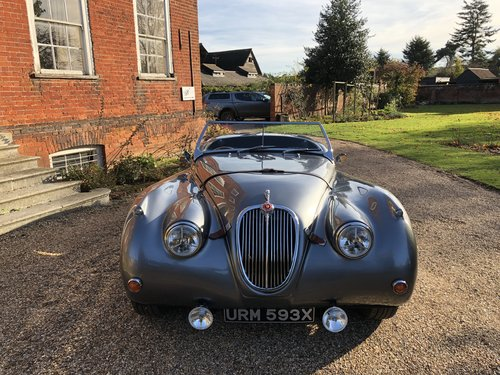 2015 Jaguar XK120 Replica by Autotune/Aritsocat For Sale (picture 3 of 6)