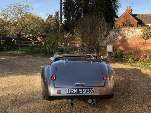 2015 Jaguar XK120 Replica by Autotune/Aritsocat For Sale (picture 5 of 6)
