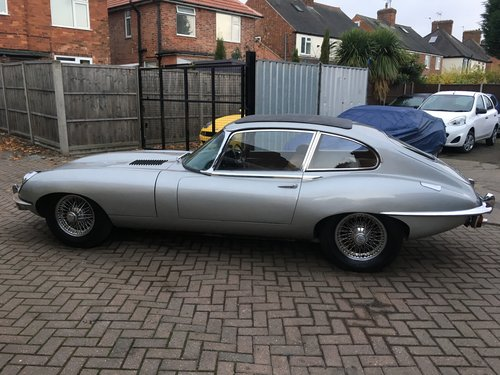 1970 Jaguar E Type 2 2 Barn Find Ebay Auction Sold Car And Classic