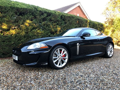 2011 Jaguar XK 5.0 ( 385bhp ) A stunning high XKR spec edition For Sale (picture 3 of 5)