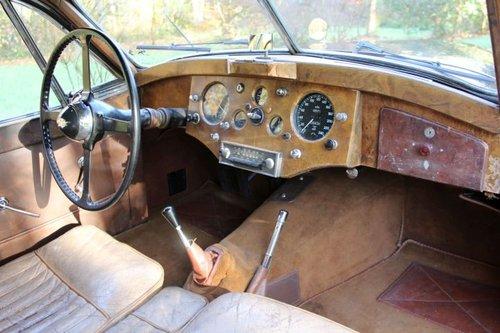 Jaguar XK 120 FHC - LHD  - 1952 For Sale (picture 3 of 6)