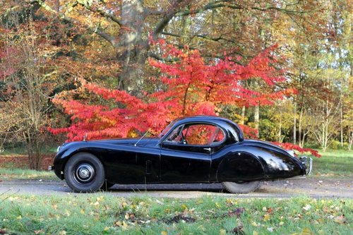 Jaguar XK 120 FHC - LHD  - 1952 For Sale (picture 6 of 6)