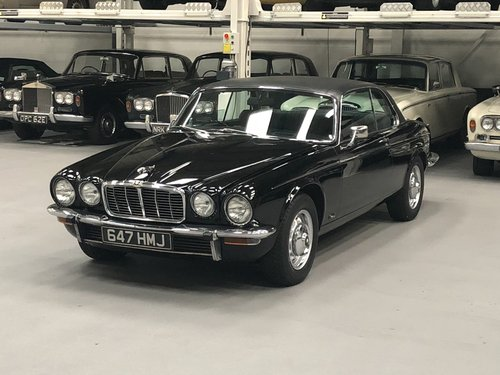1977 Jaguar XJC 4.2 Coupe SOLD (picture 2 of 6)