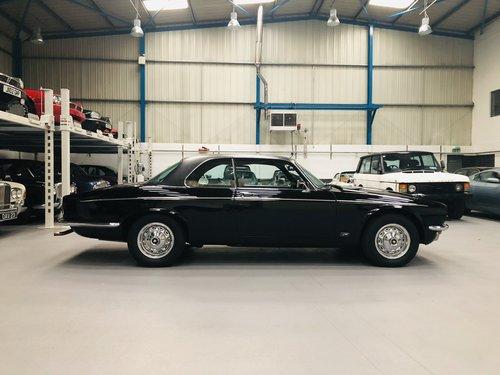 1977 Jaguar XJC 4.2 Coupe SOLD (picture 3 of 6)