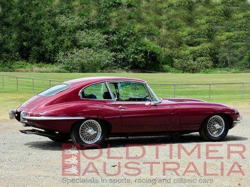 1966 Jaguar E-Type Series 1 4.2 Litre 2+2. For Sale (picture 2 of 6)