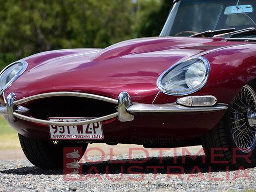 1966 Jaguar E-Type Series 1 4.2 Litre 2+2. For Sale (picture 4 of 6)