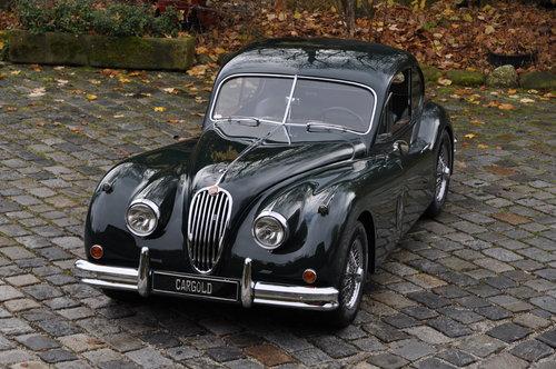 1956 Jaguar XK 140 SE Coupé For Sale (picture 1 of 6)