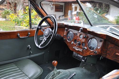 1956 Jaguar XK 140 SE Coupé For Sale (picture 2 of 6)