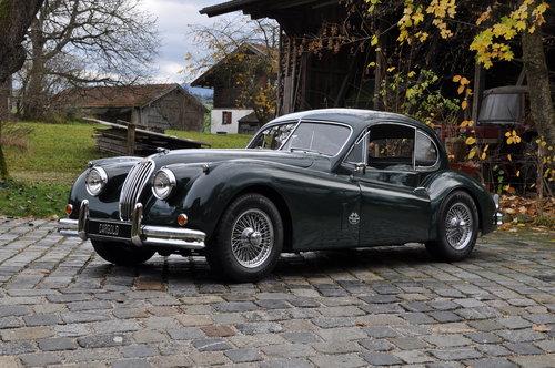 1956 Jaguar XK 140 SE Coupé For Sale (picture 4 of 6)