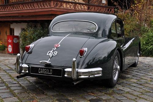 1956 Jaguar XK 140 SE Coupé For Sale (picture 6 of 6)