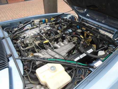 1989 Jaguar XJS V12 Convertible For Sale (picture 4 of 6)