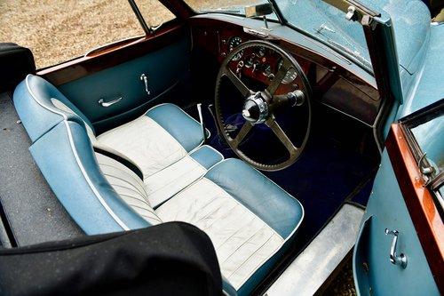 1953 Jaguar XK120 DHC RHD For Sale (picture 5 of 6)