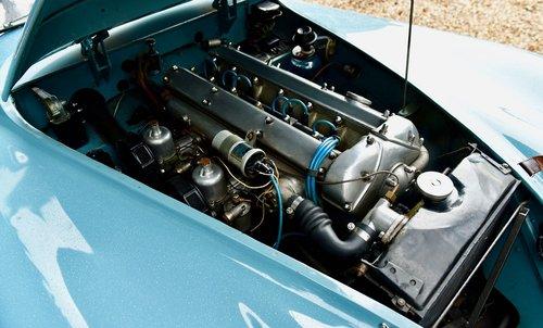 1953 Jaguar XK120 DHC RHD For Sale (picture 6 of 6)