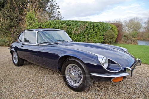1971 E TYPE V12 2+2 FHC MANUAL  For Sale (picture 1 of 6)