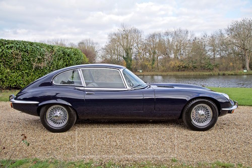 1971 E TYPE V12 2+2 FHC MANUAL  For Sale (picture 3 of 6)