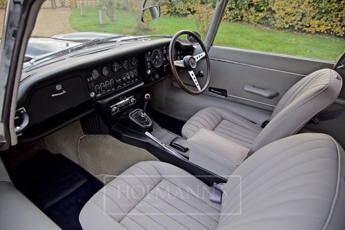 1971 E TYPE V12 2+2 FHC MANUAL  For Sale (picture 4 of 6)