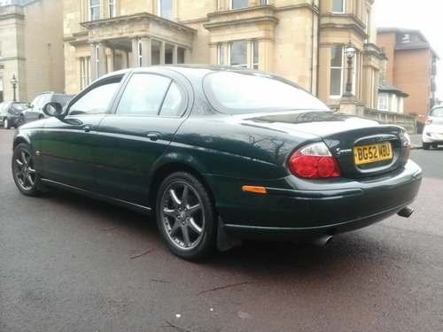 2002 Jaguar S-Type V6 Sport at Morris Leslie Auction 25th May For Sale by Auction (picture 3 of 6)