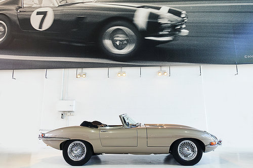 1967 One of the best restored E-Types, match. numbers, stunning For Sale (picture 3 of 6)