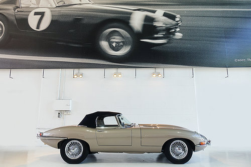 1967 One of the best restored E-Types, match. numbers, stunning For Sale (picture 4 of 6)