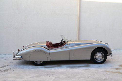 1954 JAGUAR XK 140 Roadster For Sale (picture 1 of 6)