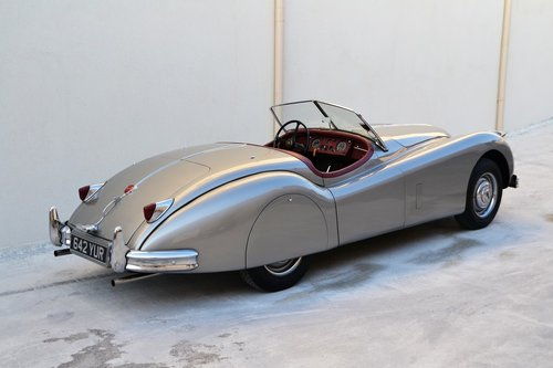 1954 JAGUAR XK 140 Roadster For Sale (picture 2 of 6)