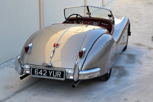 1954 JAGUAR XK 140 Roadster For Sale (picture 3 of 6)