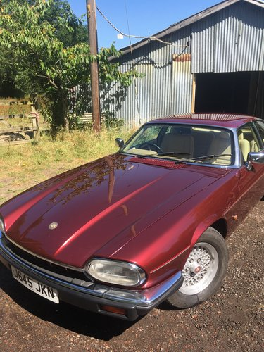 1991 Immaculate Jaguar Xjs Massive price drop. For Sale (picture 1 of 6)