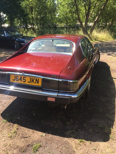 1991 Immaculate Jaguar Xjs Massive price drop. For Sale (picture 2 of 6)