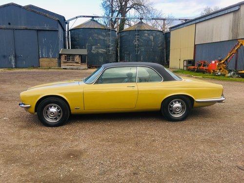 1975 Jaguar XJC 4.2 Auro SOLD (picture 2 of 6)