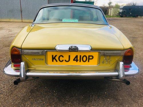 1975 Jaguar XJC 4.2 Auro SOLD (picture 4 of 6)