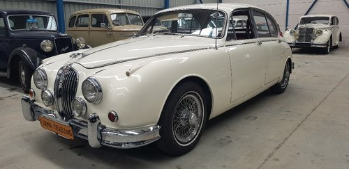 1961 JAGUAR Mark 2 MK2 MKII 3.8 Litre by Firma Trading Class For Sale (picture 1 of 6)