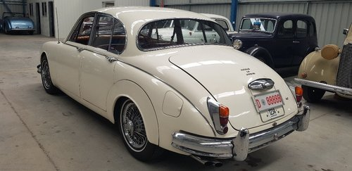 1961 JAGUAR Mark 2 MK2 MKII 3.8 Litre by Firma Trading Class For Sale (picture 2 of 6)