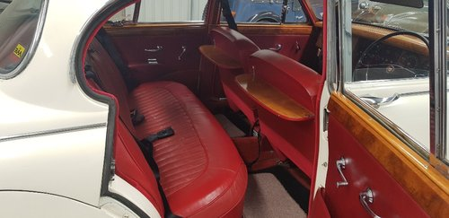 1961 JAGUAR Mark 2 MK2 MKII 3.8 Litre by Firma Trading Class For Sale (picture 4 of 6)